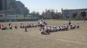 小学校体育講師